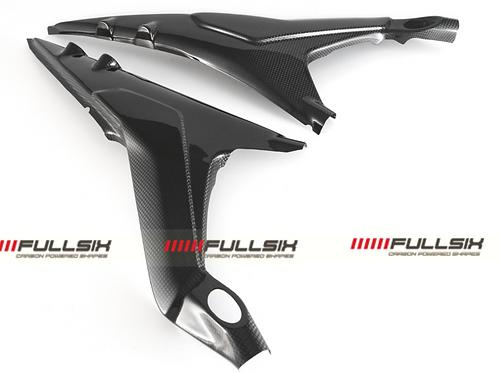 FullSix Carbon Subframe Cover Set - Ducati V4