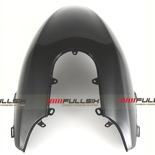 FullSix Carbon Tank Cover Lower - Ducati Diavel