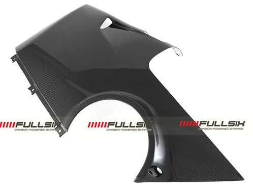 FullSix Carbon Fairing Side Lower Right - Ducati V4