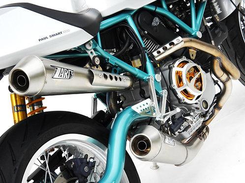 Zard Exhaust - Ducati S1000 Paul Smart - Full Kit