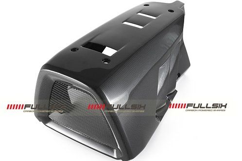 FullSix Carbon Belly Pan - Ducati X Diavel