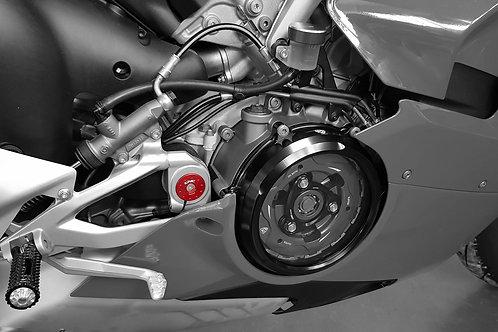 CNC Racing - OEM Rearset Plugs - Ducati Panigale SBK