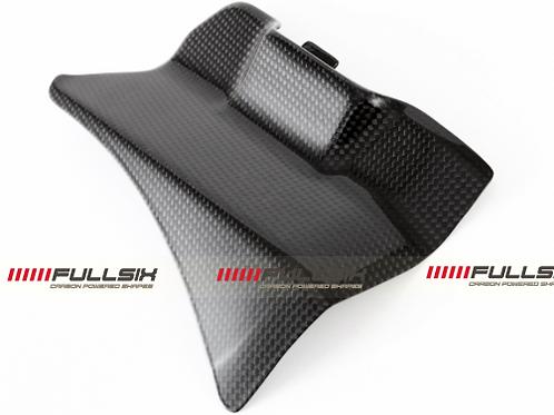 FullSix Carbon Battery Holder - Ducati Panigale