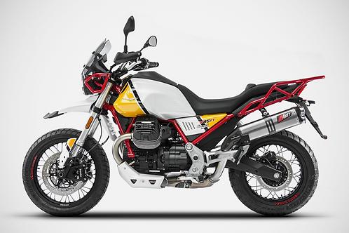 Zard Exhaust - Moto Guzzi V85 TT - Silencer