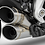 Thumbnail: Zard Exhaust - Ducati X Diavel - Steel Full System