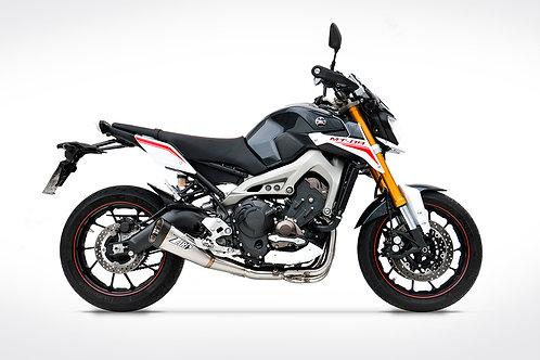 Zard Exhaust - Yamaha MT-09 - 3>1 Full Kit