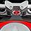 Thumbnail: FullSix Carbon Keylock Cover - Ducati Multistrada 1260