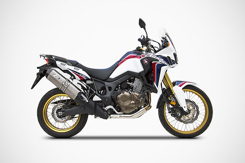 Zard Exhaust - Honda Africa Twin - Silencer