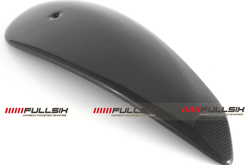 FullSix Carbon Tank Side Covers - Ducati Scrambler
