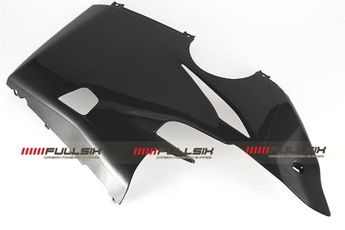 FullSix Carbon Fairing Side Lower Left - Ducati V4