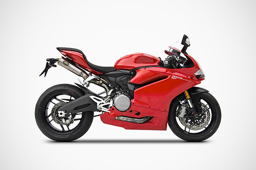 Zard Exhaust - Ducati Panigale 959 - Full Kit