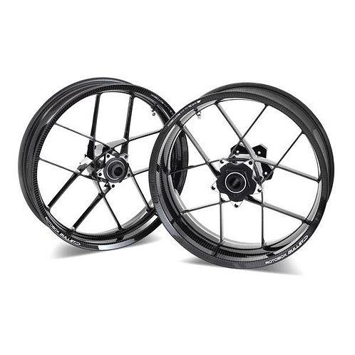 RotoBox Bullet Wheels - Dual Sided Swing Arm