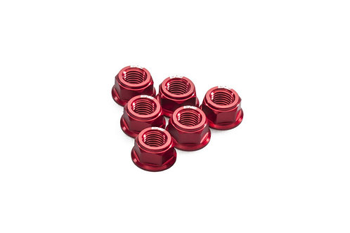 CNC Racing - Nuts - Ring Gear - M10x1.25 - Ducati