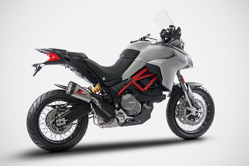 Zard Exhaust - Ducati Multistrada 950 - Slip On