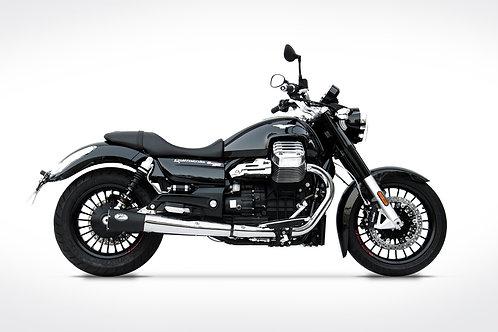 Zard Exhaust - Moto Guzzi California - N.2 Silencers