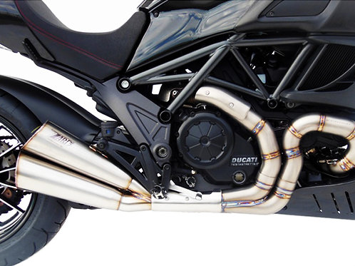 Zard Exhaust - Ducati Diavel - Limited Silencer