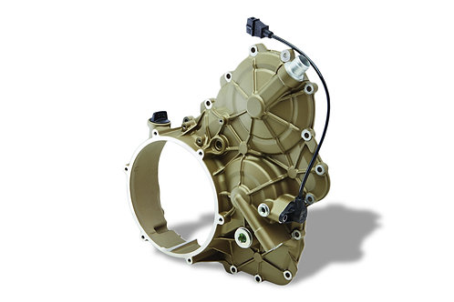 CNC Racing - Clear Clutch Cover Conversion Kit - Ducati Streetfighter V4