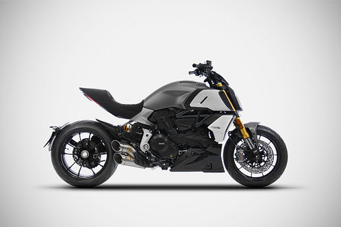 Zard Exhaust - Diavel 1260 2020/21