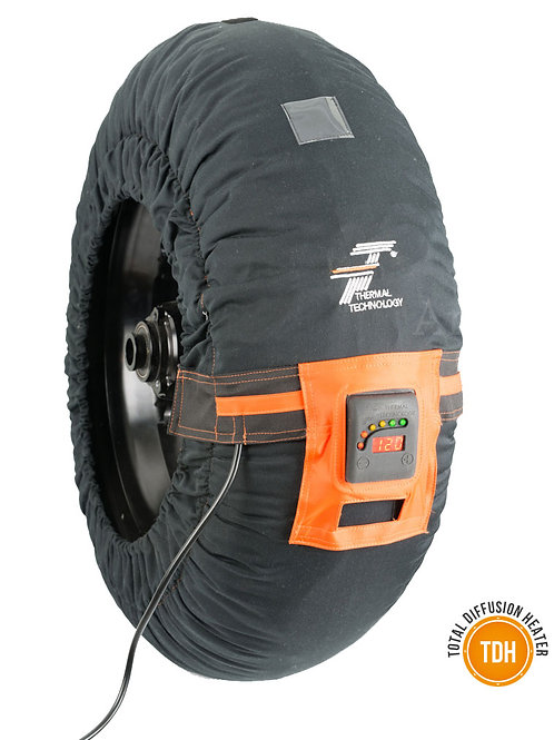 Thermal Tech - Evo Dual Zone Tyre Warmers