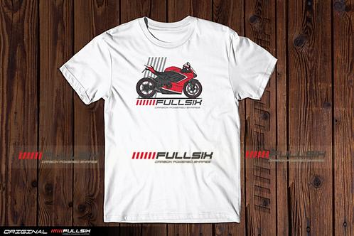 FullSix Carbon T-Shirt Ducati Panigale V4