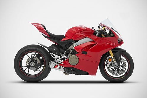 Zard Exhaust - Ducati V4 - Slip On
