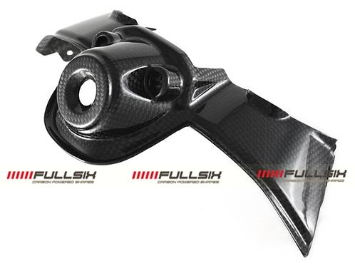 FullSix Carbon Keylock Cover - Ducati V4
