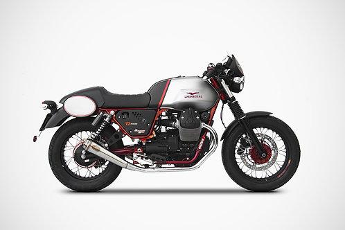 Zard Exhaust - Moto Guzzi V7 II Racer - N.2 Silencers