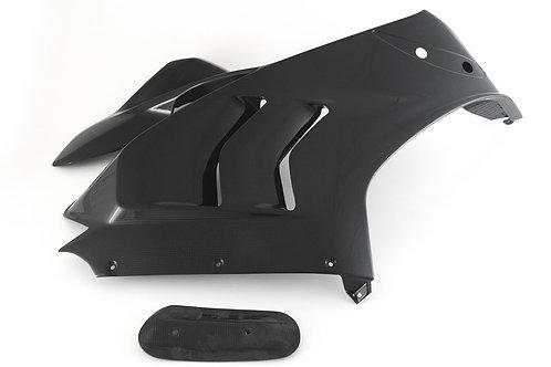 FullSix Carbon Fairing Side Upper Right - Ducati V4