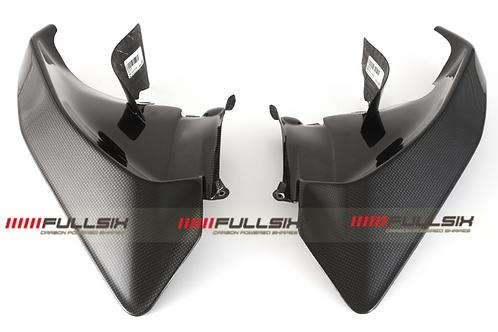 FullSix Carbon Inner Fairing Set - Ducati V4