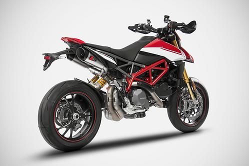 Zard Exhaust - Ducati Hyper 950 - Slip On