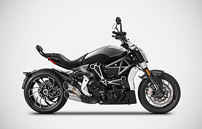 Zard Exhaust - Ducati X Diavel - Steel Full System