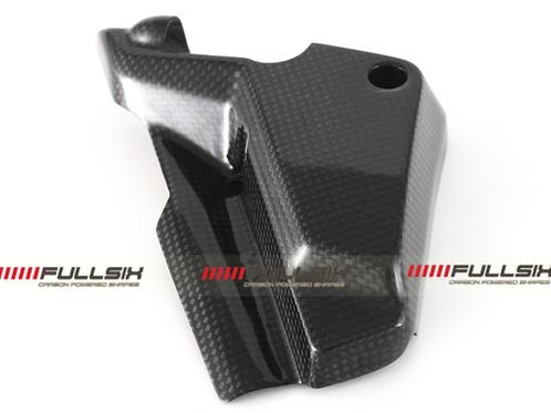 FullSix Carbon Cable Cover Left - Ducati Multistrada 1260