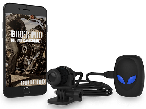 Bullet HD Biker Pro Twin Kit - Front & Rear