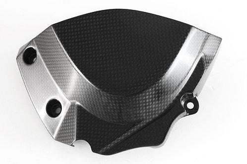 FullSix Carbon Sprocket Cover - Ducati 939 SuperSport