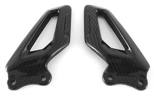 FullSix Carbon S1000RR Heel Guards (19+)