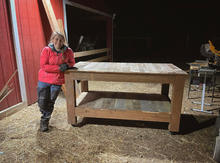 Check Out Bench