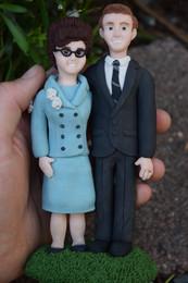Larry & Glenda