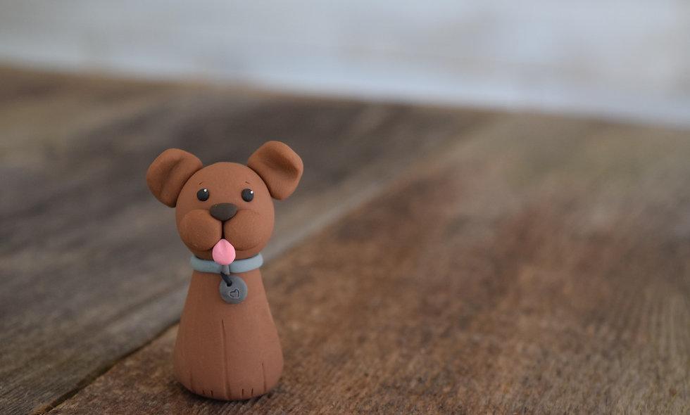 Peg Doll Dog