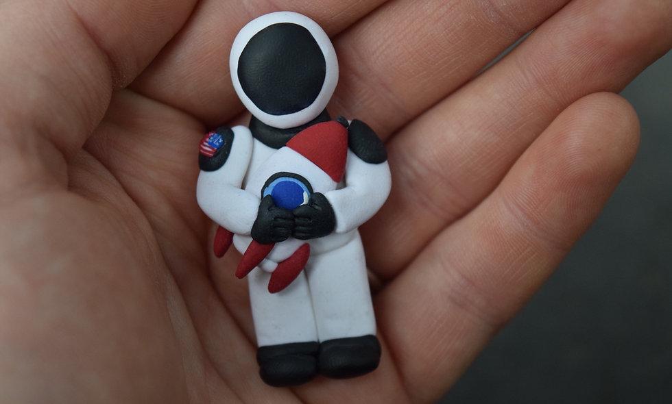 Little Astronaut Magnet
