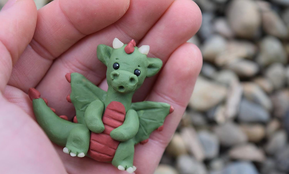 Little Dragon Magnet