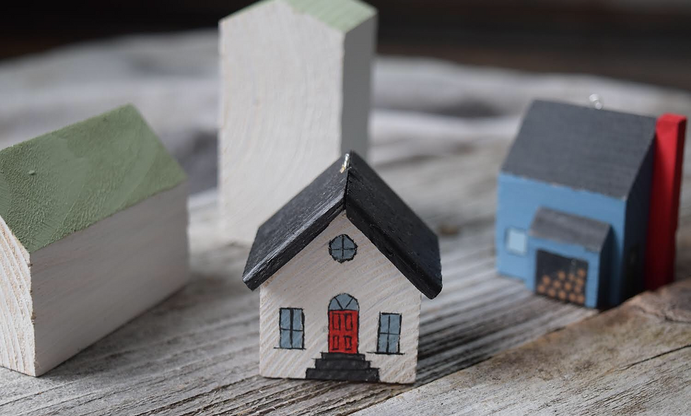 Seth's Mini Houses