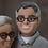 Thumbnail: Custom One of a Kind Handmade Figurine Sculpture