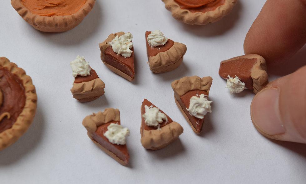 Pie Slices Set of 6