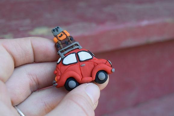 Slug Bug Magnets