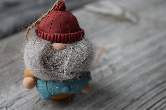 Fisherman Gnome