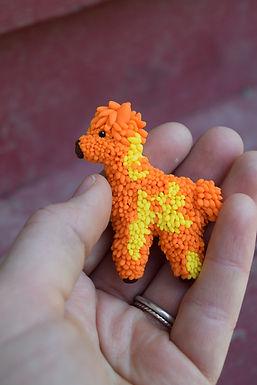 Allie Alpaca Magnet