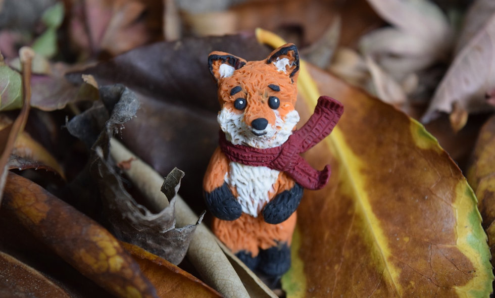 Jayce the Fox
