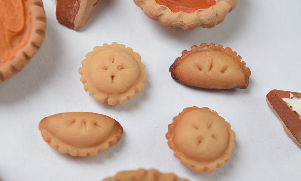 Four Handpies