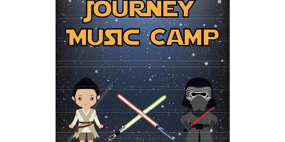 Jedi Journey Music Camp