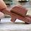 Thumbnail: Handmade Mini Clay Wheelbarrow